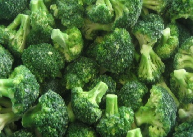 Wholesale frozen broccoli - Garden Fresh by Kühne & Heitz